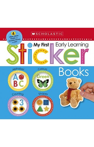 My First Sticker Box (Scholastic Early Learners)