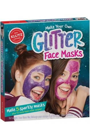 Klutz: Glitter Face Masks