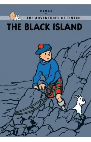 The Black Island: 1 (Tintin Young Readers Series)