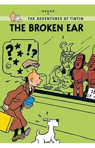The Broken Ear (Tintin Young Readers Series)