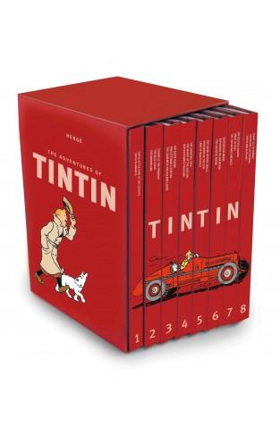 The Tintin Collection: The Adventure of Tintin