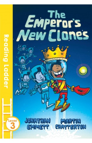 The Emperor's New Clones (Reading Ladder Level 3)