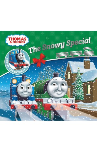 Thomas & Friends: The Snowy Special (Thomas Engine Adventures)