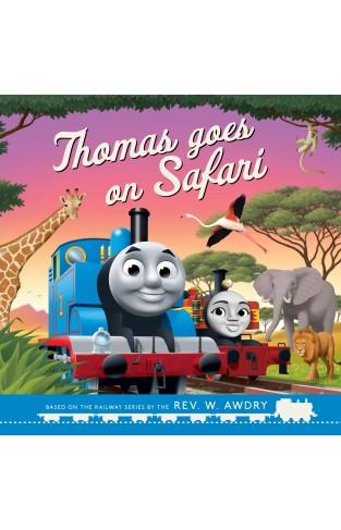 Thomas & Friends: Thomas Goes on Safari