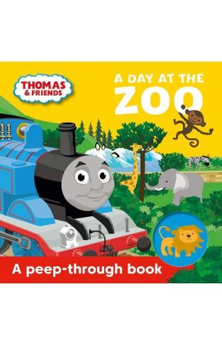 Thomas & Friends: A Day at the Zoo a peep-through
