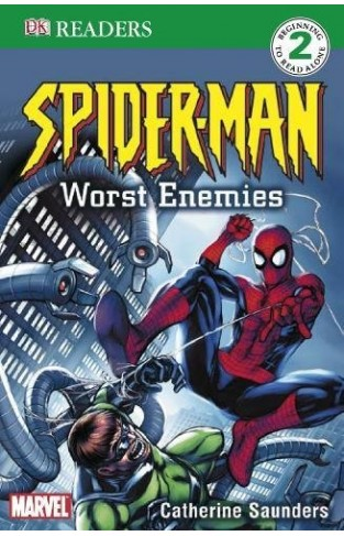 Spider-Man's Worst Enemies (DK Readers Level 2)