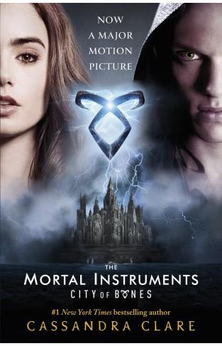 The Mortal Instruments 1: City of Bones Movie Tiein