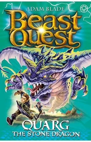 Beast Quest: Quarg the Stone Dragon