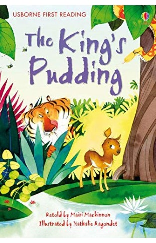 First Reading: The Kings Pudding