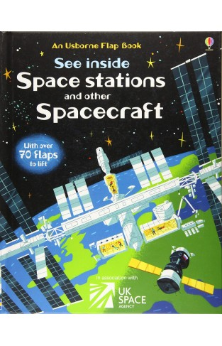 See Inside Space Stations and Other Spacecraft: 1