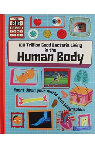 100 Trillion Good Bacteria Living In The Human Body (the Big Countdown)