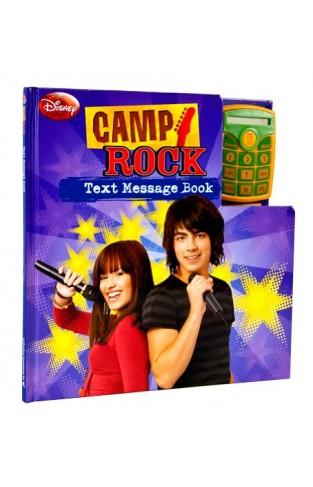 Camp Rock Text Message Book -
