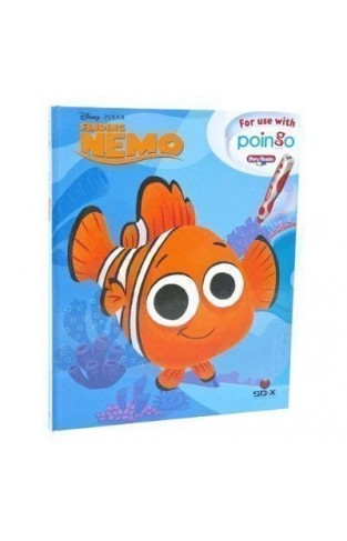 Disney Pixar Finding Nemo For Use With Poingo Story Reader