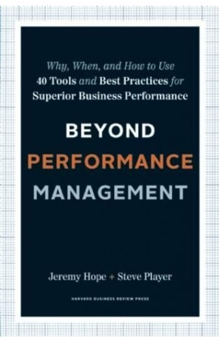 Beyond Performance Management