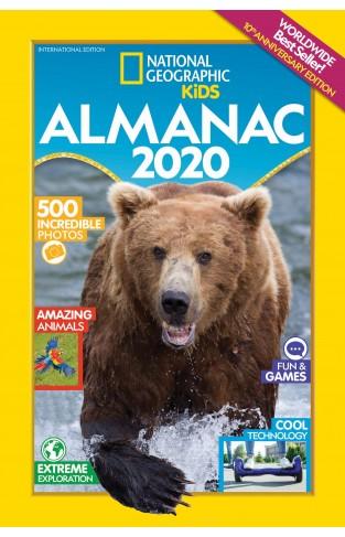 National Geographic Kids Almanac 2020, International Edition