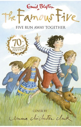 Five Run Away Together: Book 3 (Famous Five)