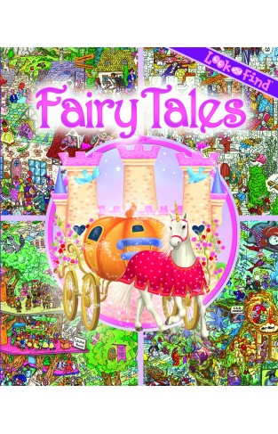 FAIRY TALES (Look and Find)