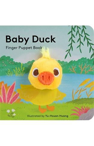 Baby Duck: Finger Puppet Book