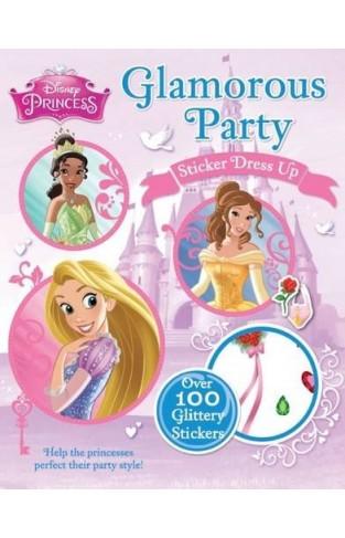 Disney Glamorous Sticker Dress Up