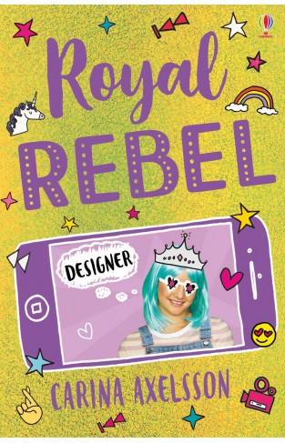 Royal Rebel: Designer