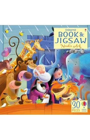 Noahs Ark (Usborne Book and Jigsaw)
