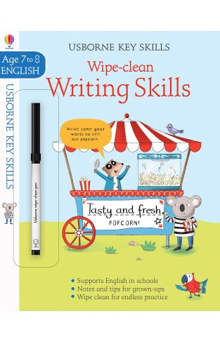 Wipe-Clean Writing Skills 7-8