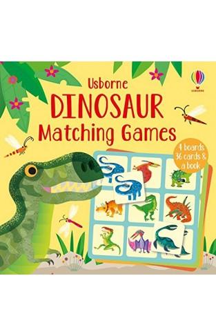 Dinosaur Matching Games: 1