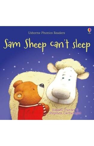 Sam Sheep Can't Sleep (Phonics Readers): 1