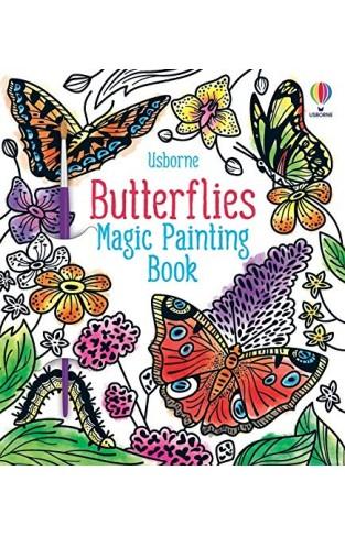 Magic Painting Butterflies