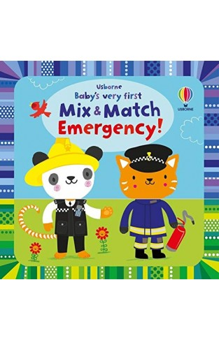 Baby's Very First Mix and Match Emergency!