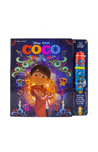 Disney Pixar Coco Play A Sound Flashlight