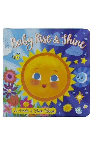 Baby Rise & Shine - Baby's Mirror Book - Pi Kids
