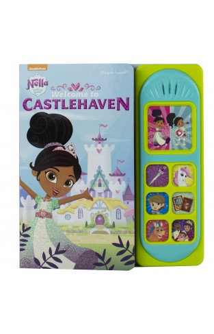 Nickelodeon - Nella The Princess Knight Little Sound Book: Welcome To Castlehaven - Pi Kids