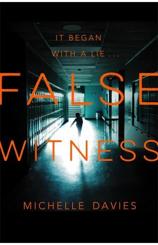 False Witness: 3 (DC Maggie Neville)