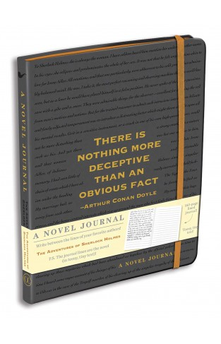 A Novel Journal: The Adventures of Sherlock Holmes