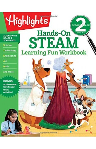 Hands-On Steam Learning Fun Grade 2 (Hands-On Steam Learning Fun Workbooks)