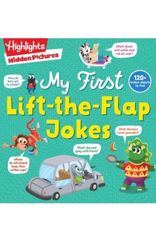 My First Lift-the-Flap Jokes (Best Kids (catalogue only)
