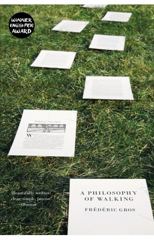 A Philosophy of Walking - (PB)