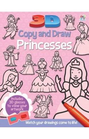 3D Copy & Draw Princesses 3D Copy and Draw -