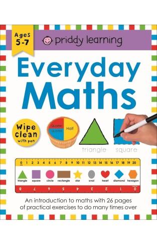 Wipe Clean Workbook Everyday Maths