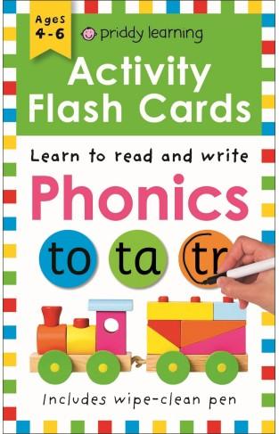 Activity Flash Cards Phonics