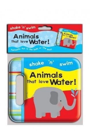 Animals That Love Water