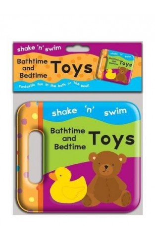 Bathtime And Bedtime Toys