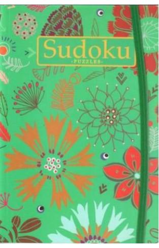 Botanical Puzzle Band Books Sudoku