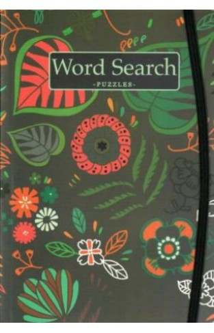 Botanical Puzzle Band Books Word Search