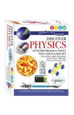 Wonders of Learning Science Box Set Discover Physics