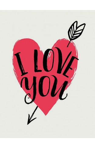 I Love You: Romantic Quotes for Valentines Day