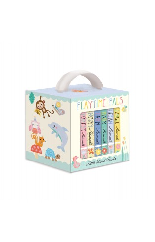 Little Word Books - Playtime Pals