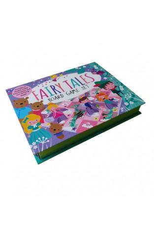 Fairy Tales Board Games Set - (Board Game)