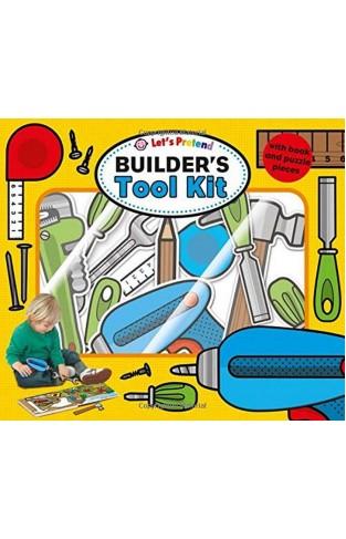 Builder's Tool Kit  (Let's Pretend Sets)
